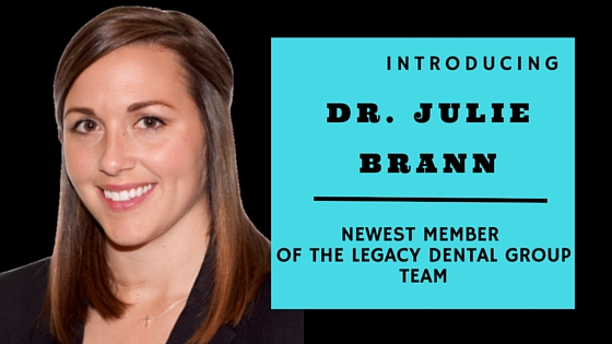 Introducing Dr. Julie Brann