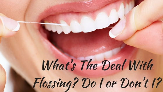 Flossing Blog